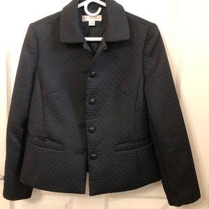 Black blazer 6 Petite